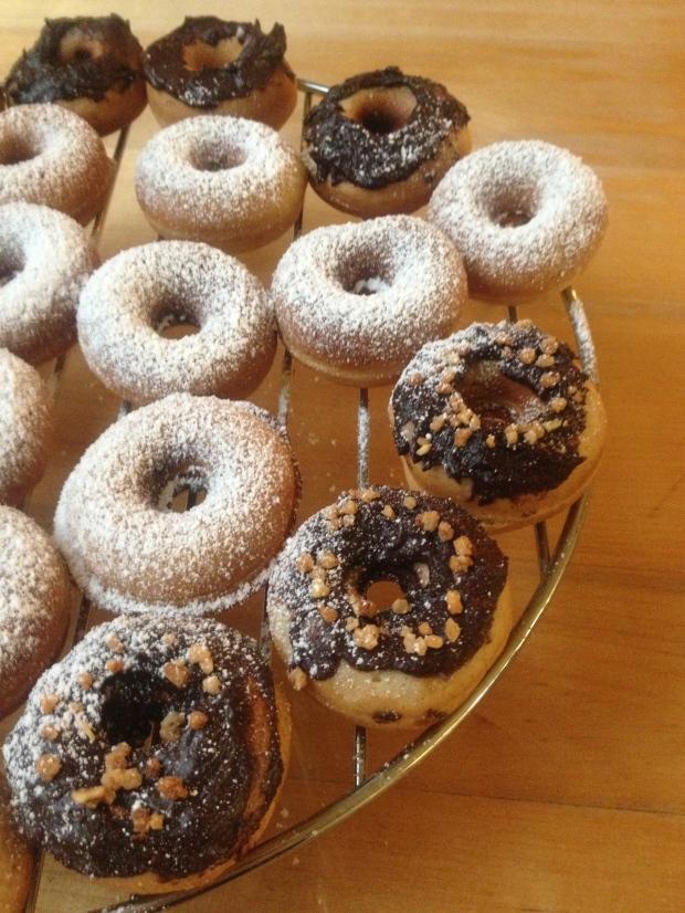 Plantaardige Mini-Donuts | De Groene Keuken