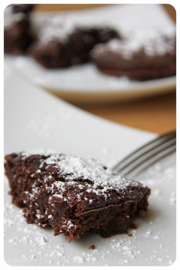 Vegan Bananen Brownies | De Groene Keuken