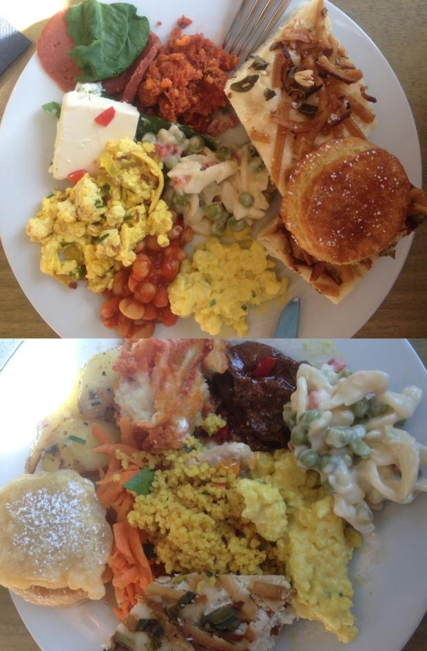 Ganz Vegan in Berlin - Kopps - De Groene Keuken