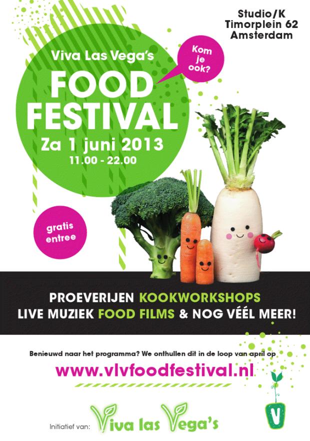 Viva Las Vega's Food Festival | De Groene Keuken