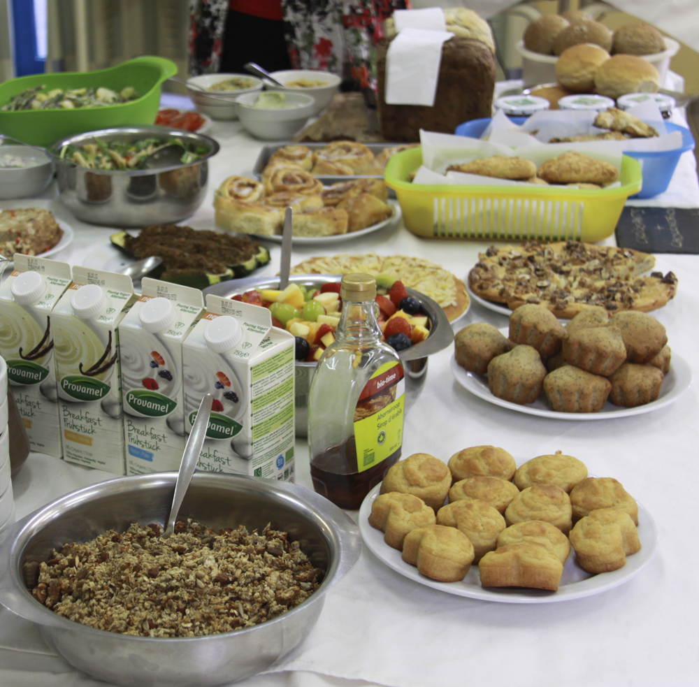 Groene Keuken Recepten : EVA Limburg Brunch – De Groene Keuken