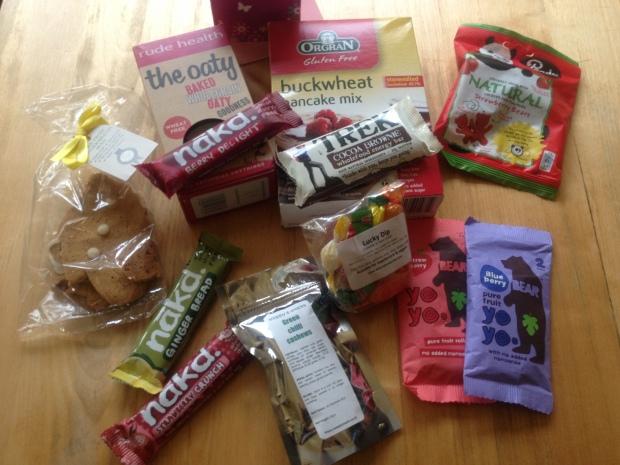 Vegan Package Swap - De Groene Keuken