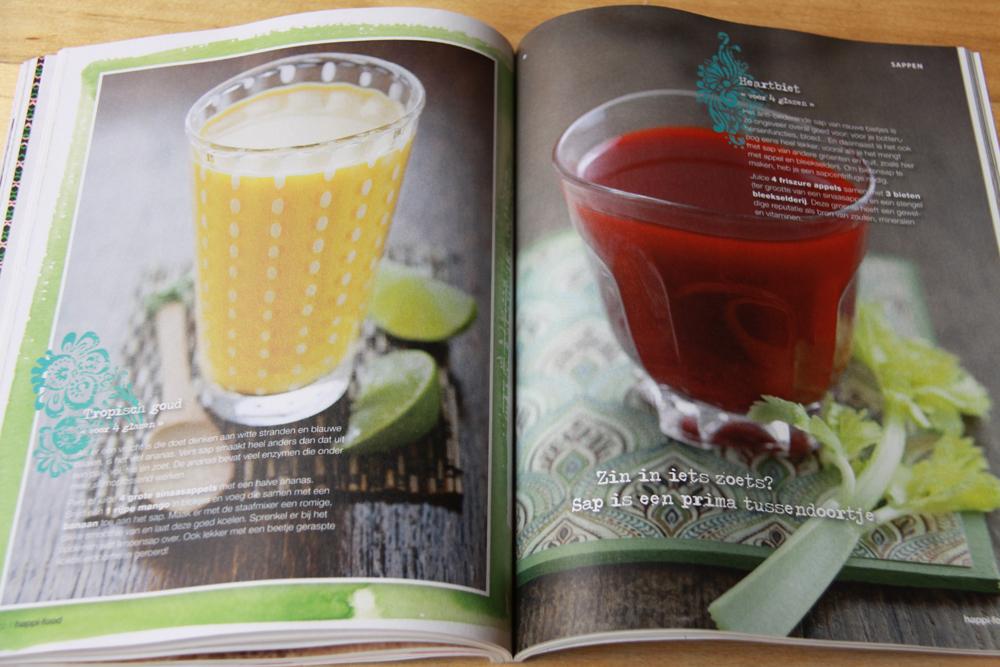 Groene Keuken Magazine : Happi•food een special van Happinez – De Groene Keuken