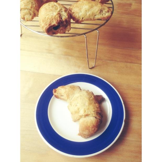 Croissants en Chocoladekoeken | De Groene Keuken
