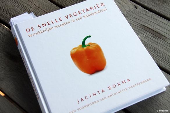 Recensie: De Snelle Vegetariër | De Groene Keuken