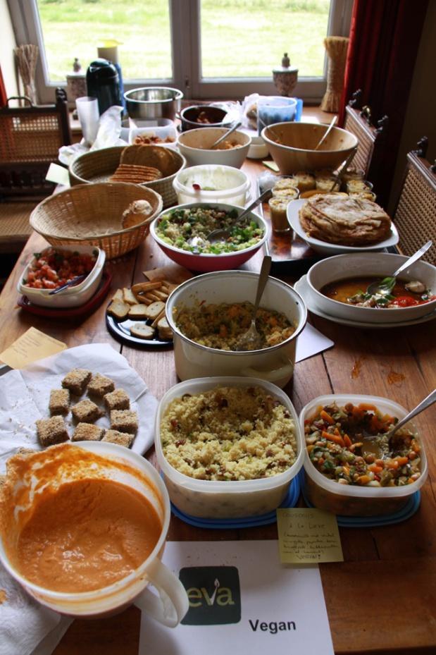 Wat ik Zaterdag at   De Groene Keuken
