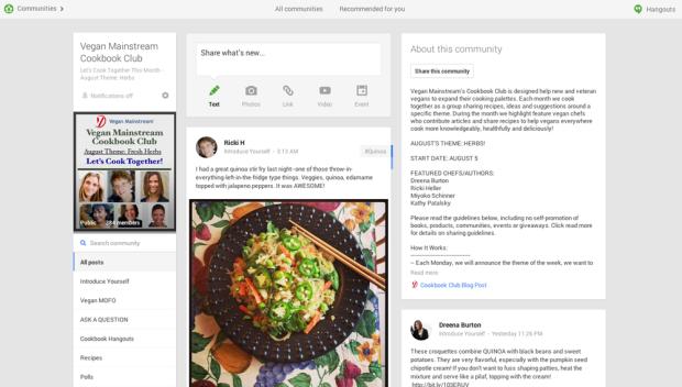 Webfavorieten (Vegan MoFo 1) | De Groene Keuken