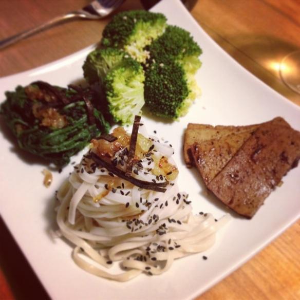 Bulgogi Style Tofu from Allyson Kramer | De Groene Keuken