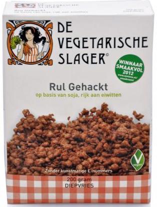 Getest: Rul Gehackt van de Vegetarische Slager | De Groene Keuken