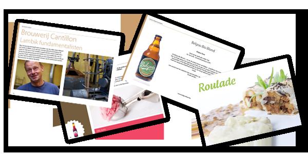 Belgische Biobieren, met heerlijke biergerechten - Elke Aerts   De Groene Keuken