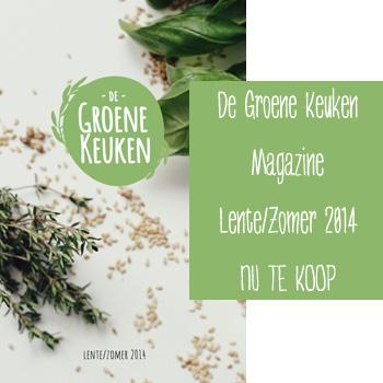 De Groene Keuken Magazine Nu Te Koop