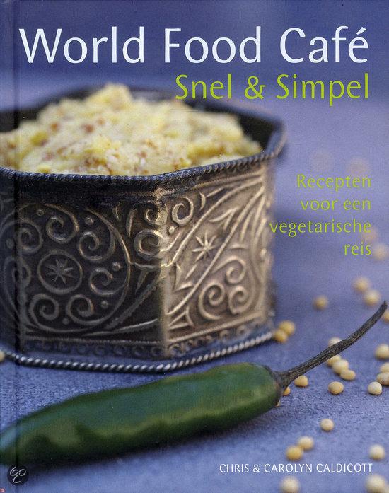 World Food Café |Recensie op De Groene Keuken
