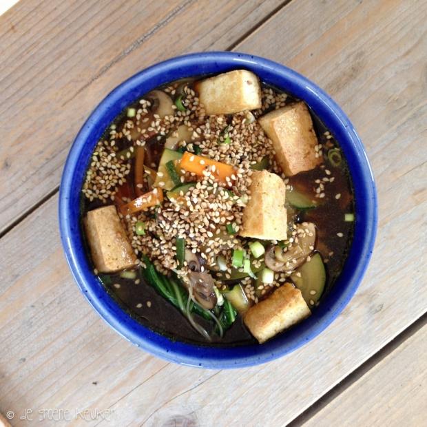 Weekmenu #15 | De Groene Keuken