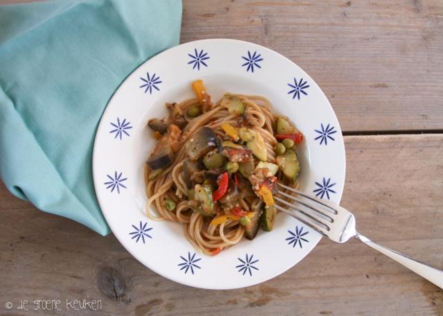 Provençaalse Groenten | De Groene Keuken