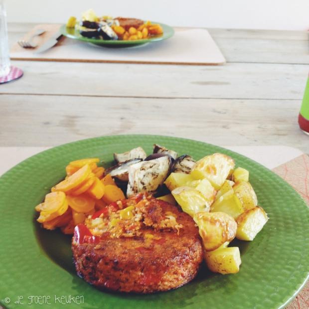 Weekmenu 17 | De Groene Keuken