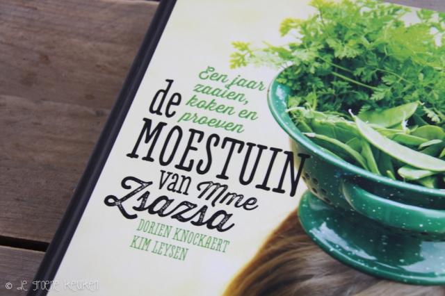 De Moestuin van Mme Zsazsa | recensie op De Groene Keuken