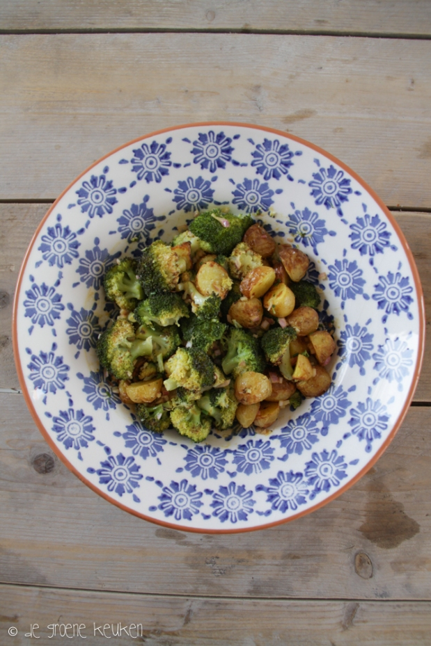 Broccoli Gribbiche | De Groene Keuken
