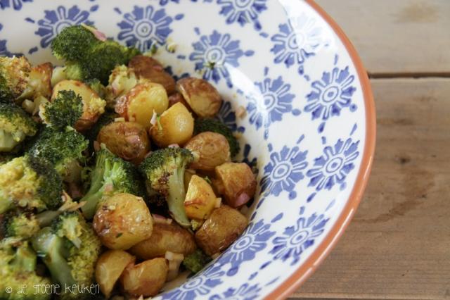 Broccoli Gribbiche   De Groene Keuken
