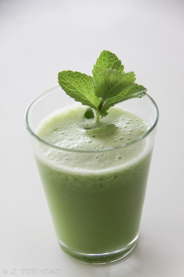 Cucumber Cooler from Choosing Raw | De Groene Keuken