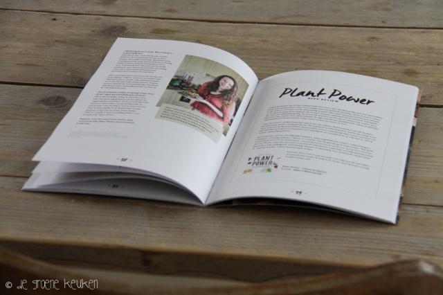 De Groene Keuken Magazine - Herfst (in druk)