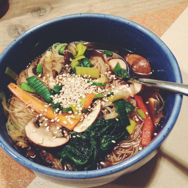 Weekmenu #25 | De Groene Keuken