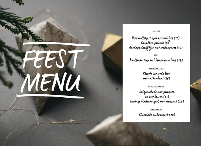 De Groene Keuken GRATIS FEESTEDITIE!