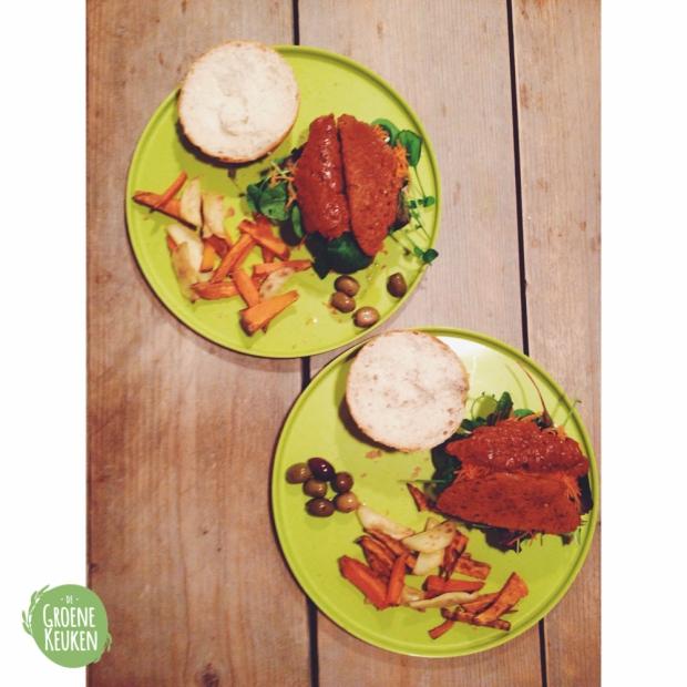 Weekmenu #26.3 Diner | De Groene Keuken