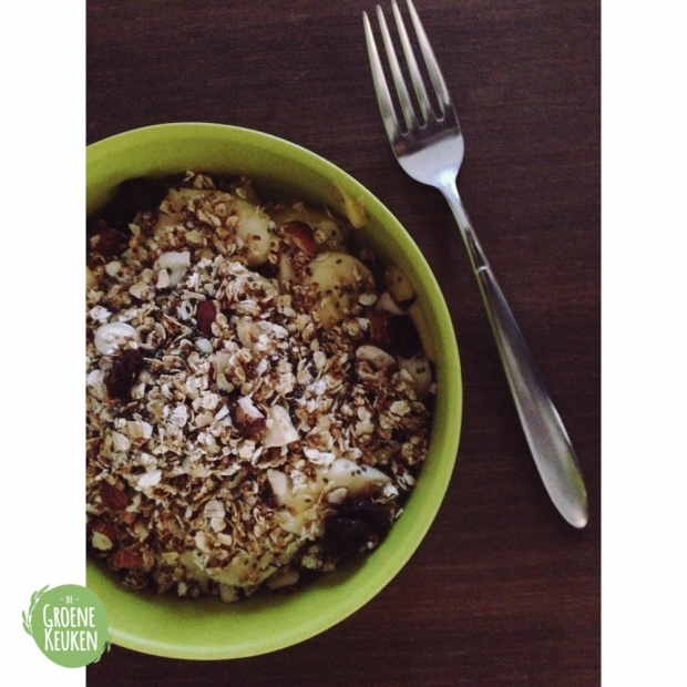 Weekmenu #26.1 Ontbijt   De Groene Keuken