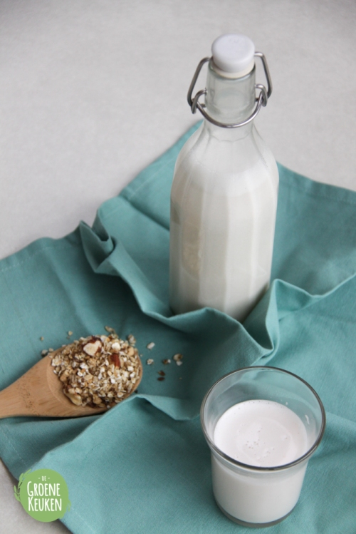 Amandelmelk | De Groene Keuken