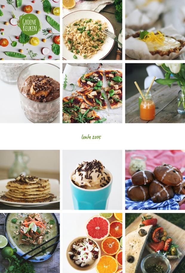 De Groene Keuken lente 2015