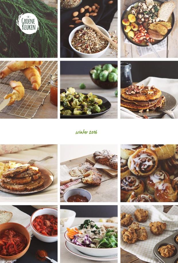 De Groene Keuken winter 2016