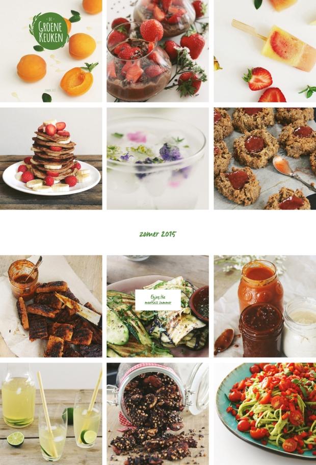 De Groene Keuken zomer 2015