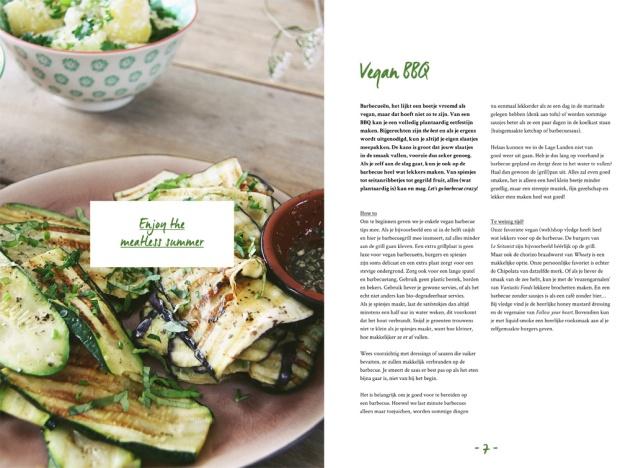 De Groene Keuken #5 Zomer 2015