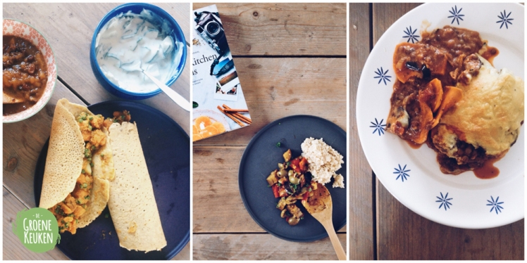 Cookbook Review: The Green Kitchen Travels   De Groene Keuken #veganmofo #vgnmf15