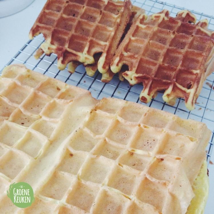 Wafels | De Groene Keuken