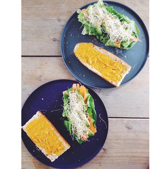 Sandwiches | De Groene Keuken