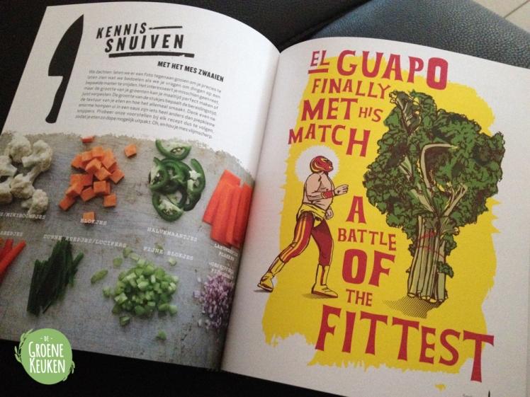 Thug Kitchen | Review op De Groene Keuken