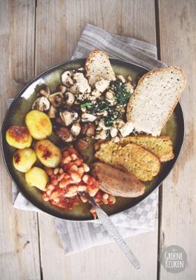 English Breakfast (uit De Groene Keuken Magazine #6) | De Groene Keuken