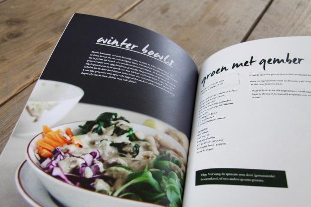 De Groene Keuken Magazine #6 - Winter 2016