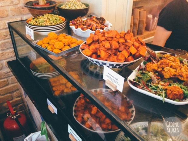 The Mae Deli, Vegan Londen |De Groene Keuken