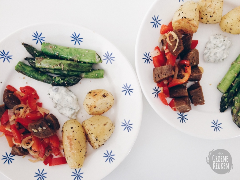 Weekmenu #33 | De Groene Keuken