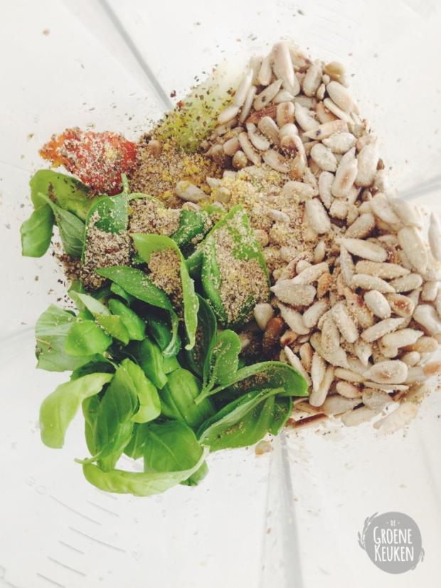 Broccoli Pesto | De Groene Keuken