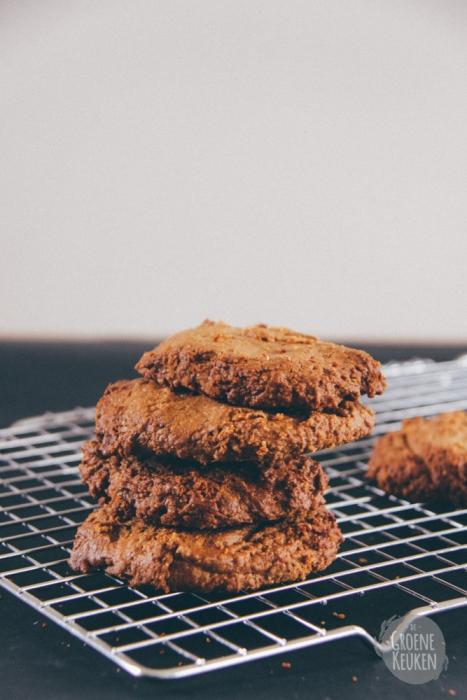 Koekjes uit Veganistisch Koken + WINACTIE | De Groene Keuken