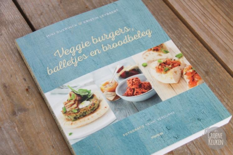 Veggie burgers, balletjes en broodbeleg   De Groene Keuken