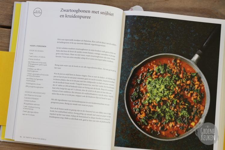 een nieuwe manier van koken   De Groene Keuken