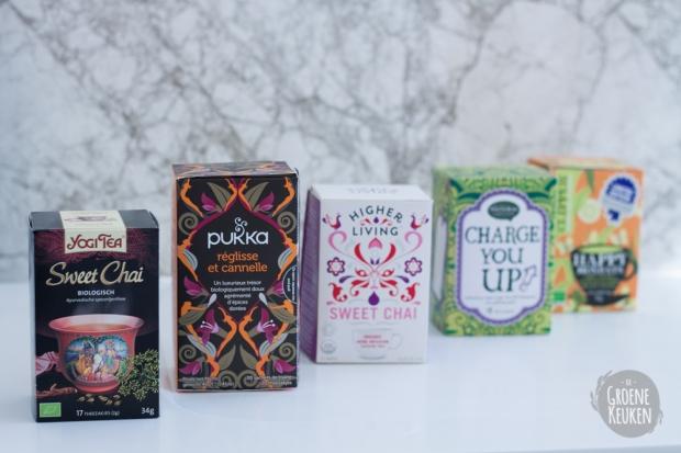 5 x favoriete thee |De Groene Keuken
