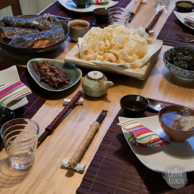 Weekmenu #39 | De Groene Keuken #dagenzondervlees