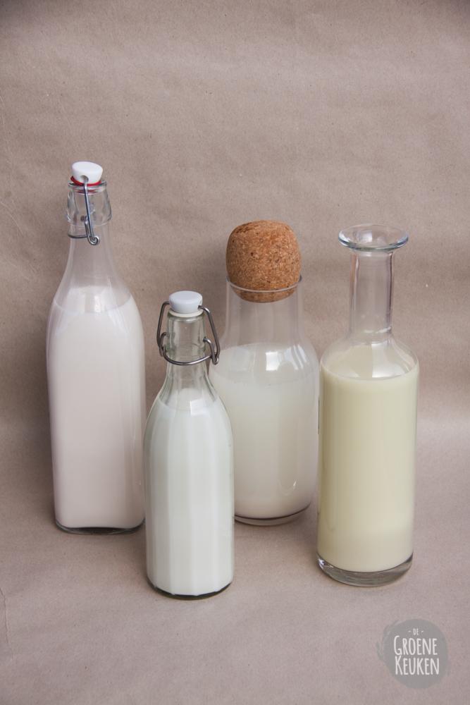 Mijn favoriete plantaardige melk | De Groene Keuken