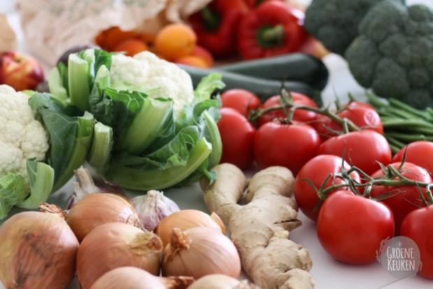 TIPS VOOR EEN WEEKMENU   De Groene Keuken