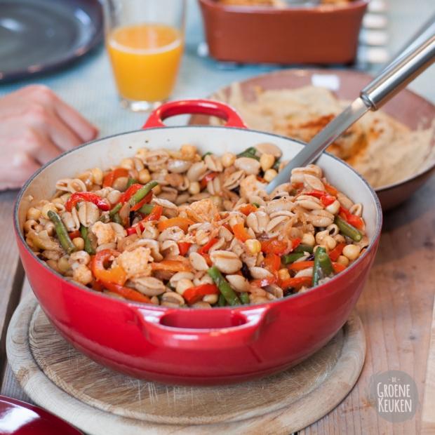 La Cucina Verde – Miki Duerinck & Kristin Leybaert – De Groene Keuken